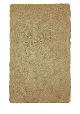 biltmore century latex back bath rug - Bathroom Mats