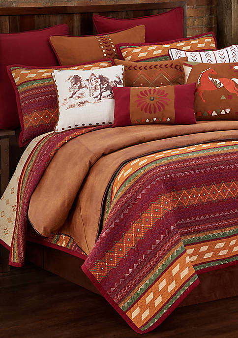 HiEnd Accents Solace Quilt Collection