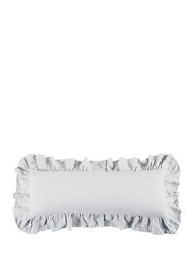 Luna Ruffled Throw Pillow