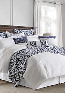 HiEnd Accents Kavali Bedding Collection