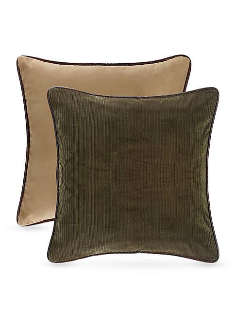 HiEnd Accents Belmont Corduroy Pillow Sham