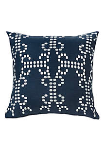 Kavali Embroidered Decorative Pillow