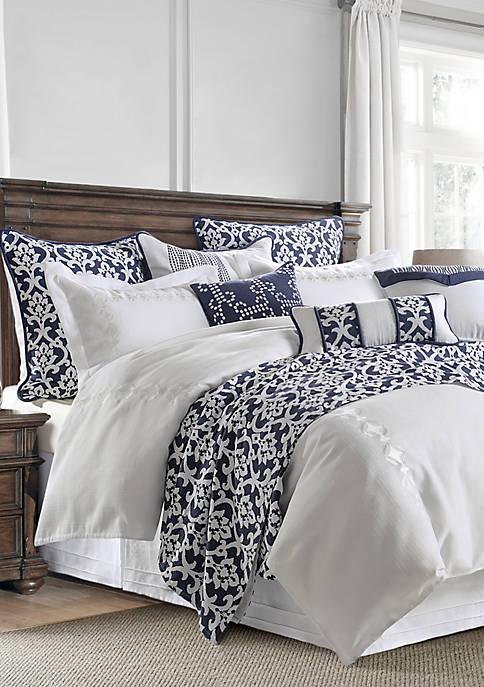HiEnd Accents Kavali Comforter Set