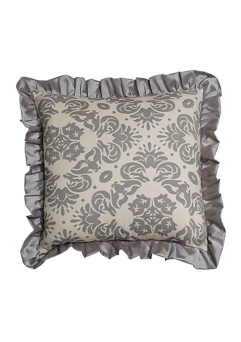 HiEnd Accents Kerrington Ruffled Euro Sham