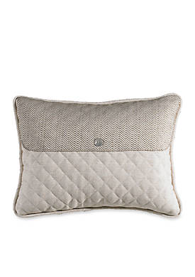 Fairfield Envelope Decorative Rectangle Pillow 16-in. x 21-in.
