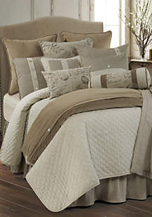 HiEnd Accents Fairfield Herringbone Throw 50-in. x 60-in.