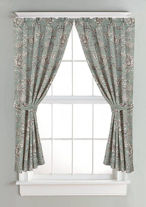 Gramercy Floral Curtain