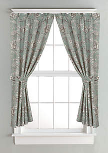 Gramercy Floral Curtain