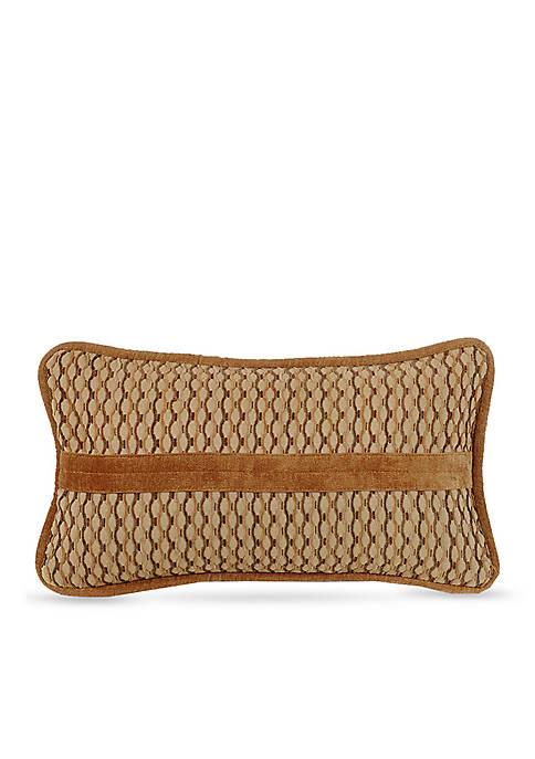 HiEnd Accents Lexington Small Oblong Decorative Pillow