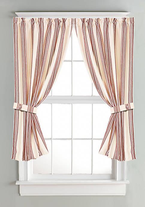 Striped Curtain Multi