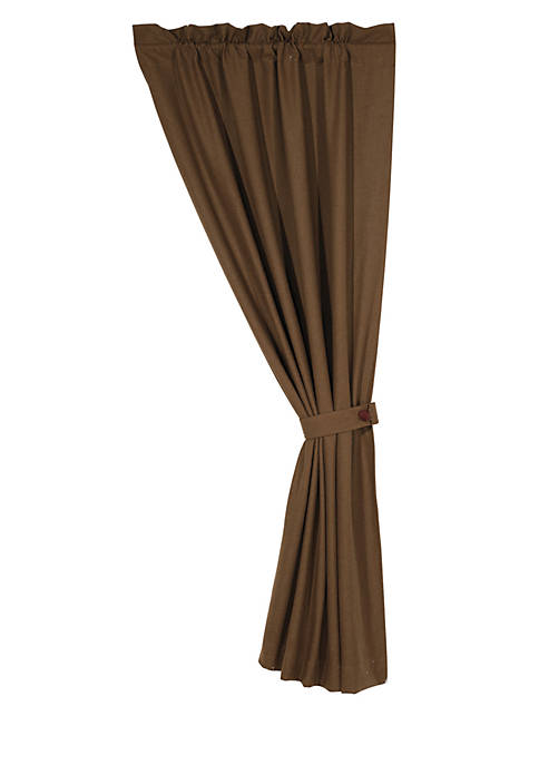 HiEnd Accents Briarcliff Curtain Panel 84-in. x 48-in.