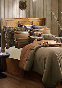 HiEnd Accents Highland Lodge Comforter Set