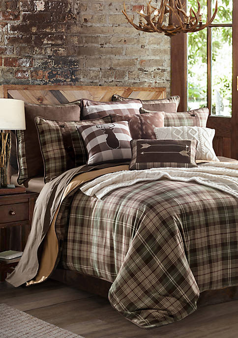 HiEnd Accents Huntsman Comforter Set