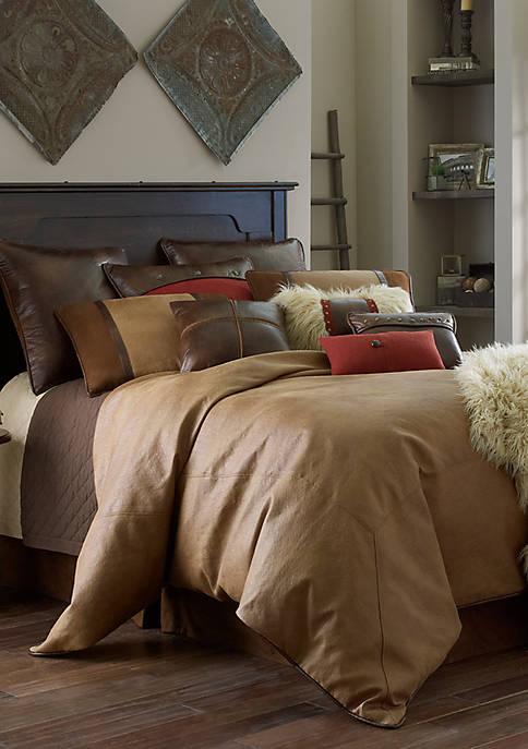 HiEnd Accents Brighton Full Comforter Set 80-in. x