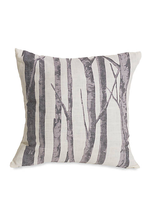 HiEnd Accents Whistler Branches Pillow 18-in. x 18-in.