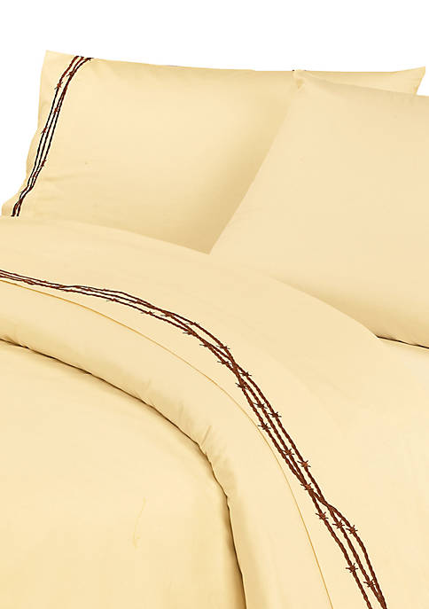 HiEnd Accents Laredo Full Sheet Set