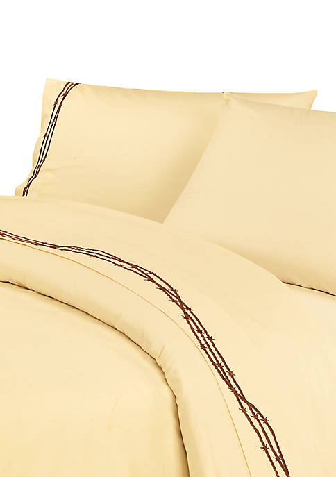 HiEnd Accents Laredo Sheet Set