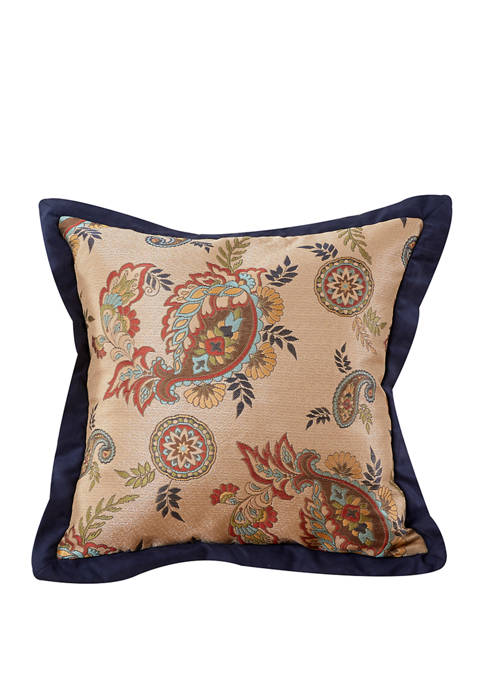 HiEnd Accents Tammy Square Pillow
