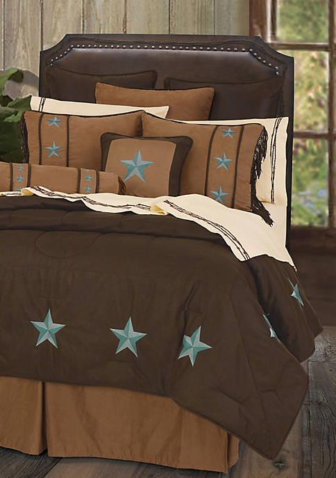 Laredo Queen Comforter Set 92-in. x 96-in.