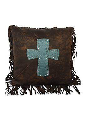 Cheyenne Cross App Decorative 18-in. x 18-in.