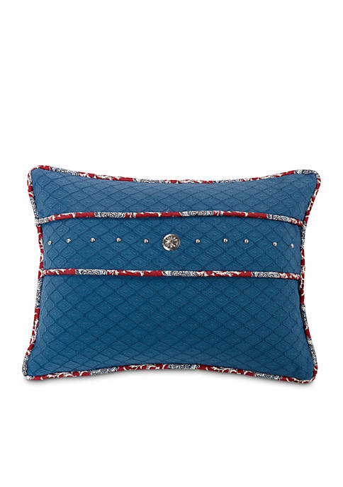 HiEnd Accents Bandera Pillow 16-in. x 21-in.