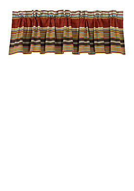 Calhoun Striped Valance 18-in. x 84-in.