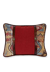 HiEnd Accents Ruidoso Envelope Obliong Decorative Pillow 16-in. x 21-in.