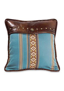 Rudioso Striped Decorative Pillow 18-in. x 18-in.