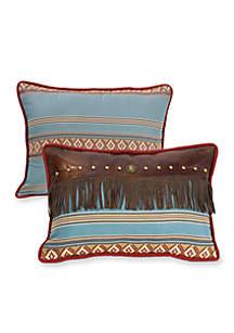Ruidoso Oblong Striped Pillow 14-in. x 20-in.