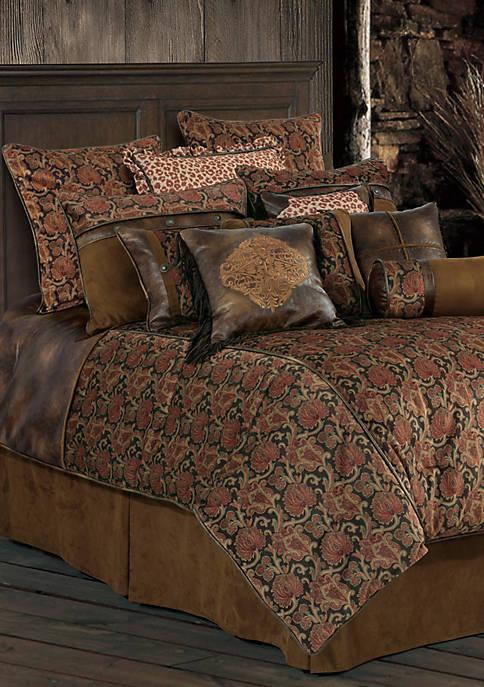 HiEnd Accents Austin Comforter Set