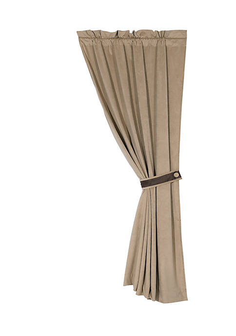 HiEnd Accents Fairfield Curtain Panel 84-in. x 48-in.