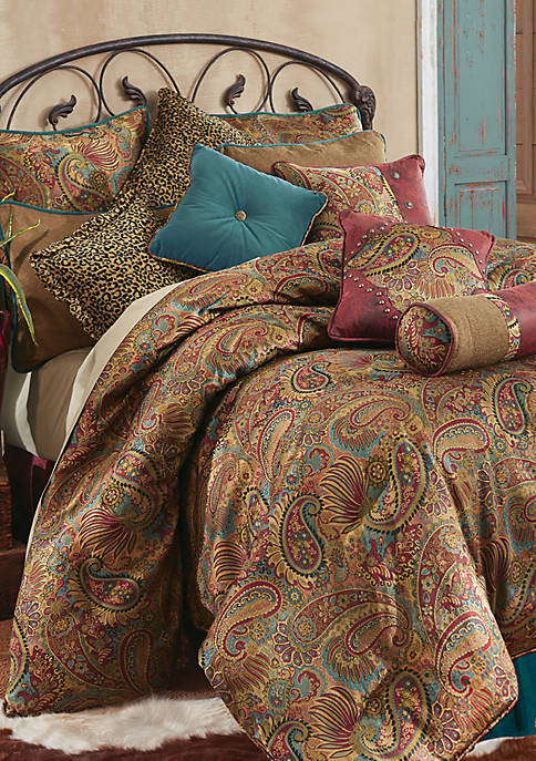 HiEnd Accents San Angelo Comforter Set