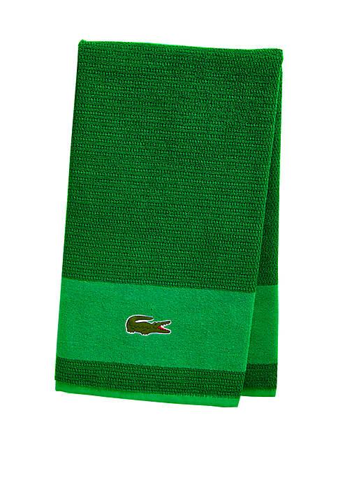 Lacoste Match Bath Towel