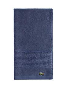 Lacoste Legend Supima Cotton Towel Collection