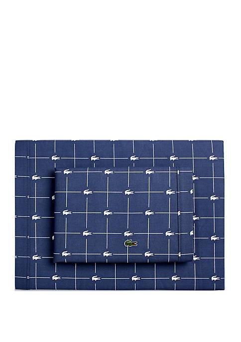 Lacoste Slice Sheet Set