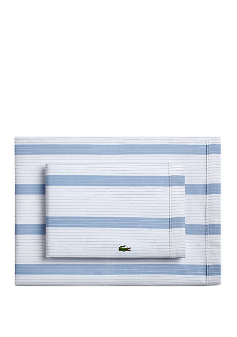 Lacoste Archive Sheet Set