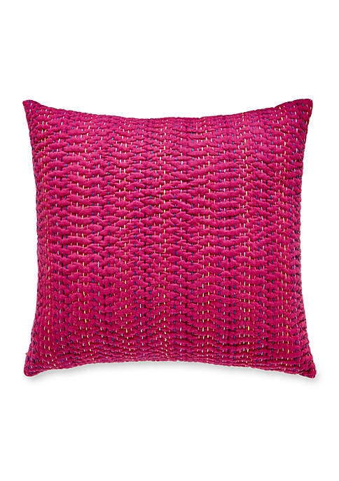 bluebellgray® Lomond Esme Kantha Decorative Pillow