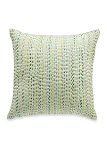 Melrose Esme Kantha Decorative Pillow