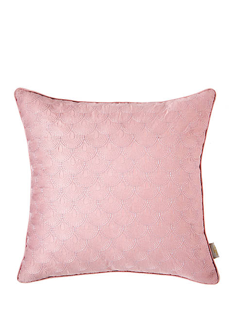 Ted Baker Dottie Embroidered Decorative Pillow