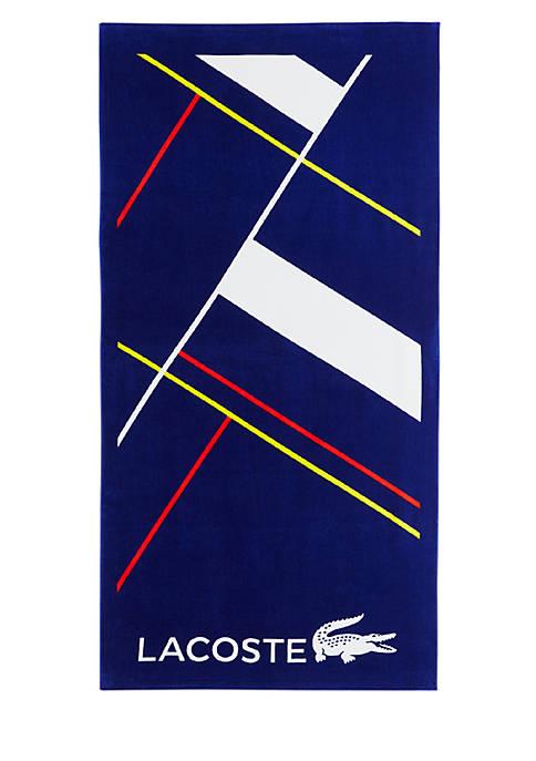Lacoste No Limit Beach Towel