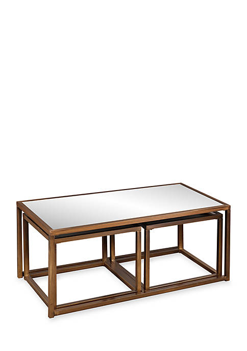 Southern Enterprises Danby Nesting Table 3-Piece Set