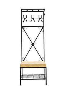 Acoma Entryway Storage Rack/Bench