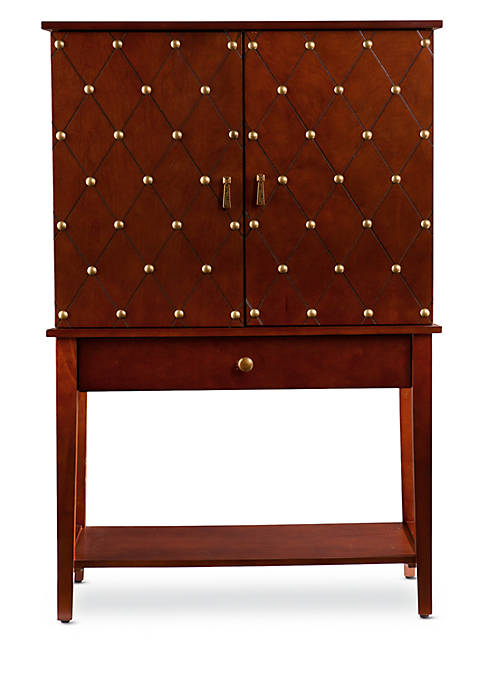 Southern Enterprises Dunston Bar Cabinet