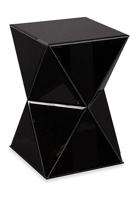 Southern Enterprises Justine Mirrored Accent Table