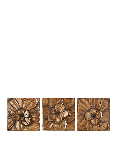 Amborella 3 Piece Wall Panels