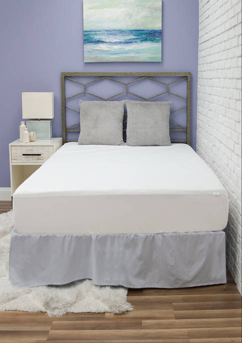 BioPEDIC Fresh and Clean Mattress Protector with Anti-Odor