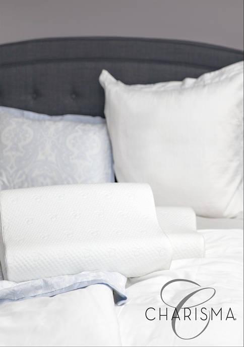 Charisma Luxury Gel-Infused Oversized Memory Foam Pillow