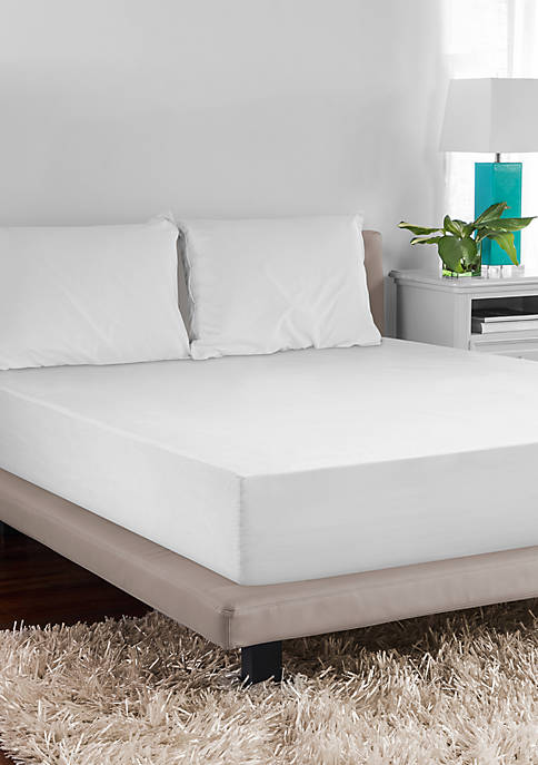 MicroShield Water Repellent Mattress Encasement with Bed Bug Protection