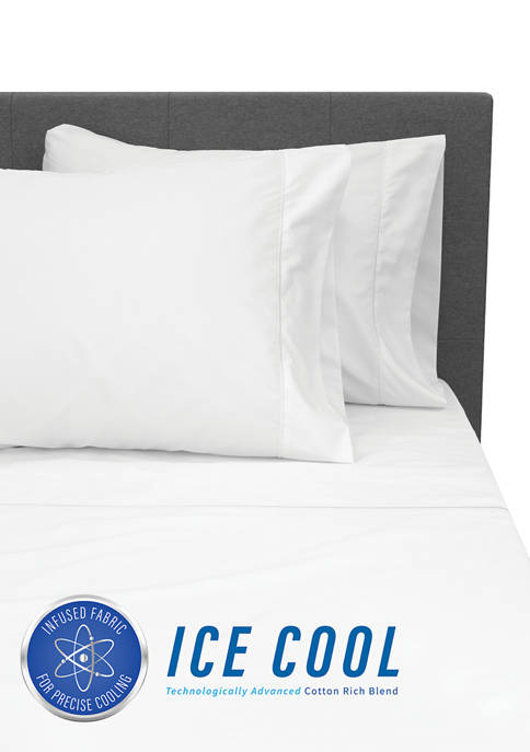 SensorPEDIC® Ice Cool 400 Thread Count Cotton Rich