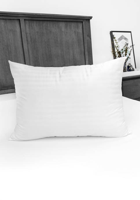 EcoPEDIC Down Alternative Bed Pillow with 300 Thread